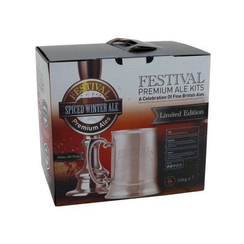 (Spiced Winter Ale) Festival Premium Ale Kits | Homebrew