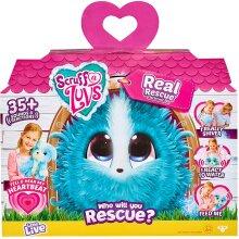 Scruff-a-Luvs Real Rescue - Pet Soft Toy - Interactive Feature Plush