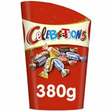 Celebrations Carton, 380 g