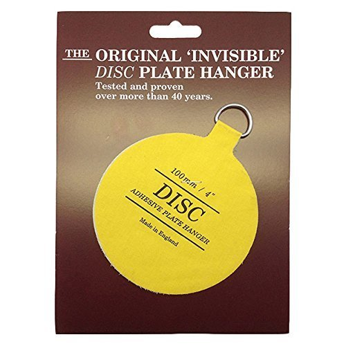 (30mm) The Invisible Disc Plate Hanger