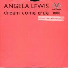 Dream Come True - Angela Lewis - vinyl - Used