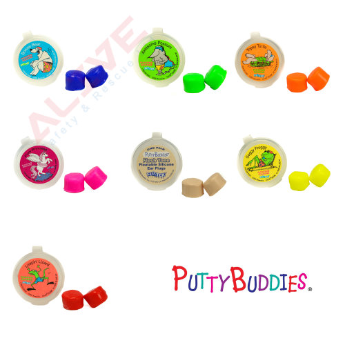 Putty Buddies Floating Ear Plugs for swimming