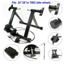 M2S Indoor Exercise Bike Trainer 8-Level Magnetic Resistance Riding work out