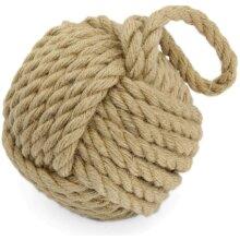 Nautical Style Rope - Knot Doorstop/Door Stop - 3 Colours