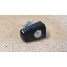 VAUXHALL ASTRA H - DOOR LOCK KEY SURROUND AND COVER IN BLACK - Used