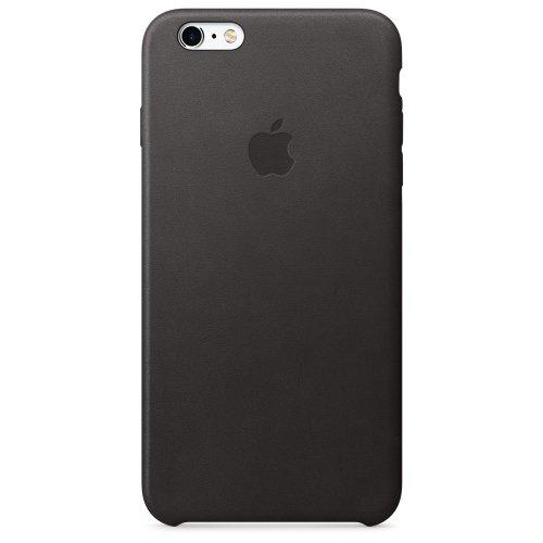 Apple iPhone 6s Plus Leather Case - Black