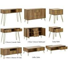 Orleans Mango Wood Living Room Furniture Range