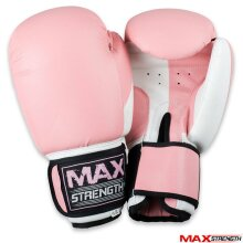 Boxing Gloves Kick Punch Bag Muay Thai UFC Fight Training Mitts MMA