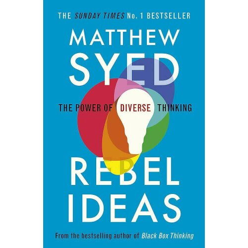 Rebel Ideas by Matthew Syed Paperback