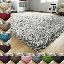 Non Slip Thick Shaggy Large Hallway Runner Rugs