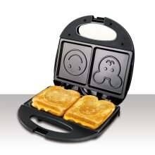 Electric Waffles Maker Cartoon Plate, Sandwich Maker, Machine Non-Stick Coating, Cake, Oven, Breakfast