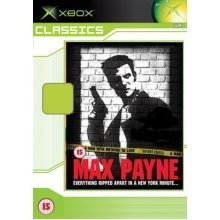 Max Payne - Max Payne (Xbox Classics) - Used