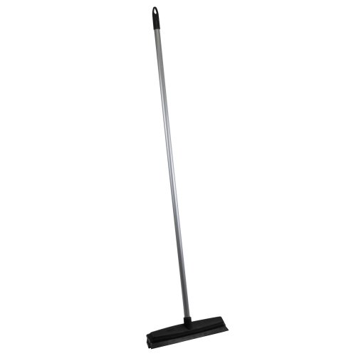 Pet Hair Remover Broom | Rubber Brush For Carpets & Flooring