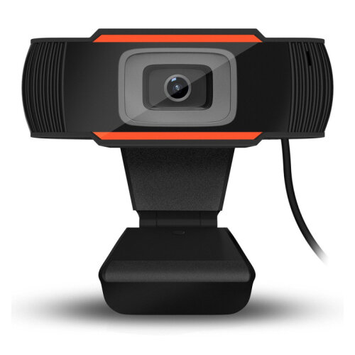 HD 1080P USB2.0 Webcam Digital USB Camera with MIC Clip-on for Computer PC Laptop