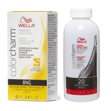 Wella Color Charm Haircolor 8NG Light Beige Blonde
