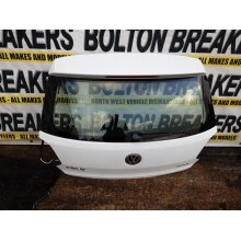 2009-2016 Volkswagen Polo Mk6 4 Door Saloon TAILGATE Lc9a - Used