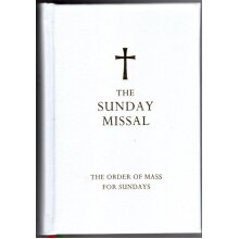 The Sunday Missal (Deluxe White) , - Used