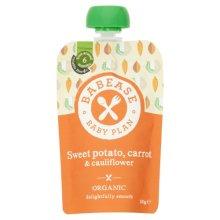 Babease  Stg1 Sweet Potato Pear Rice & Quinoa 100g x 8