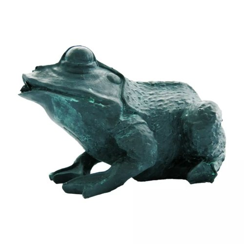 Ubbink Pond Spitter Ornament Spits Water Feature Statue Frog 12 cm 1386008