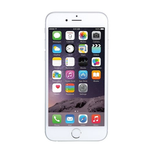 (Three, 64GB) Apple iPhone 6   Silver - Refurbished