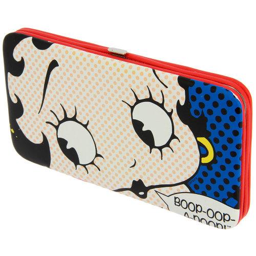 Betty Boop Pop Ladies Long Wallet