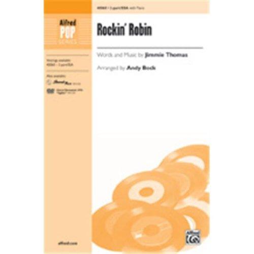 Alfred 00-40069 ROCKIN ROBIN-STRX CD