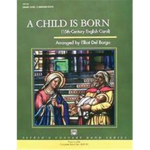 Alfred 00-17113 CHILD IS BORN,A-GB