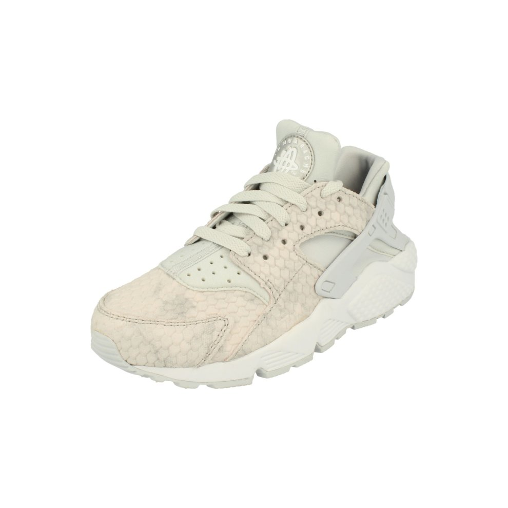 (3.5) Nike Womens Air Huarache Run PRM Trainers 683818 Sneakers Shoes
