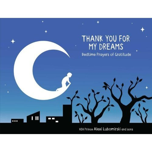 Thank You for My Dreams