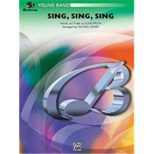 Alfred 00-CB9749 SING SING SING-CB