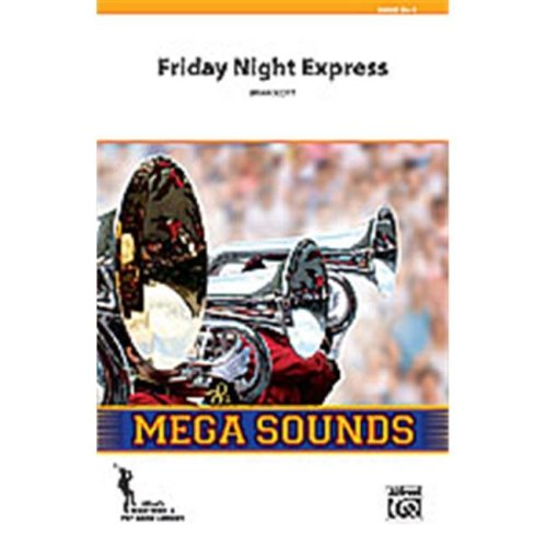 Alfred 00-31665 Friday Night Express - Music Book
