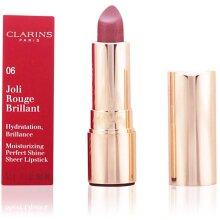Clarins Joli Rouge Brilliant Lipstick Number 27, Fuchsia 3.5 g