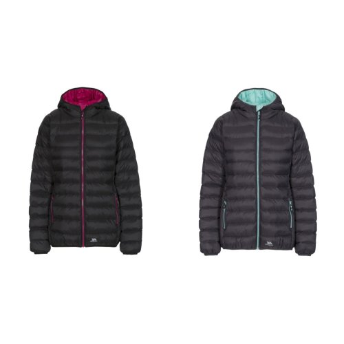Trespass Womens/Ladies Abigail Casual Padded Jacket