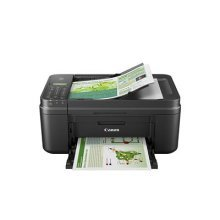 Canon PIXMA MX495 Wi-Fi Colour InkJet Printer + Extra Full Set Of Original Canon XL Inks (Black 400, C,M,Y 300 Pages) - Refurbished