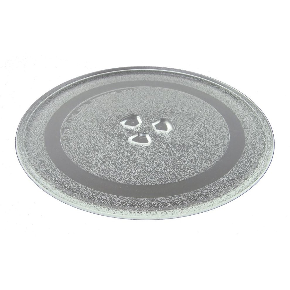 Microwave Turntable Glass 320mm Fits Belling and Breville Universal