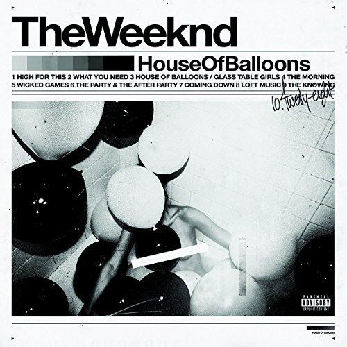 The Weeknd - House Of Balloons [VINYL]