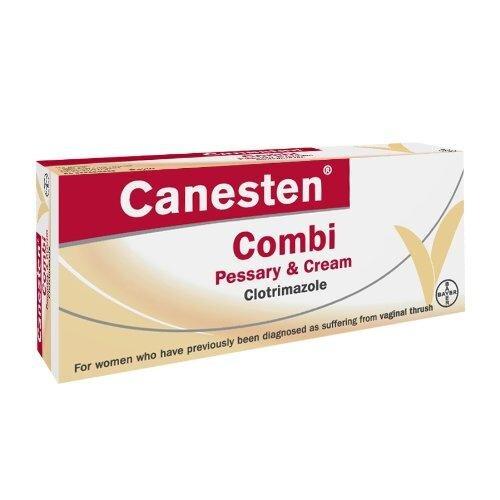 Canesten Combi Pessary & Cream