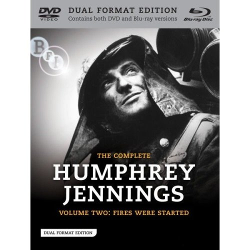 The Complete Humphrey Jennings - Volume 2 - Fires Where Started Blu-Ray + DVD [2012]