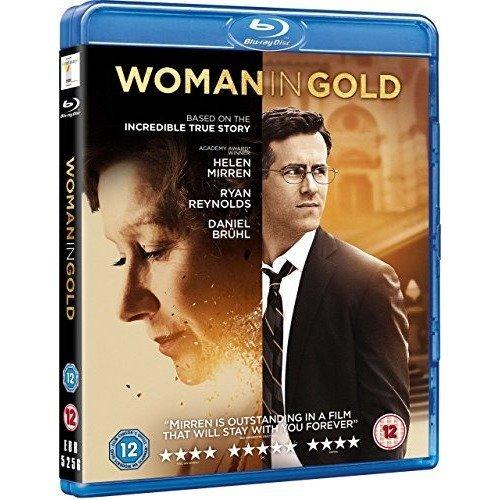 Woman In Gold Blu-Ray [2015]