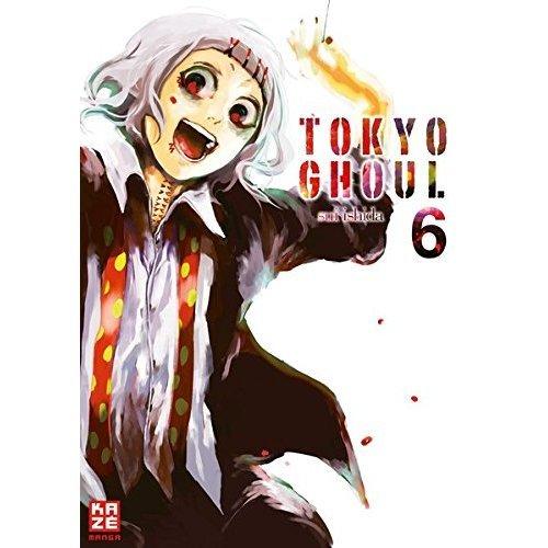 Tokyo Ghoul 06 (German Edition)