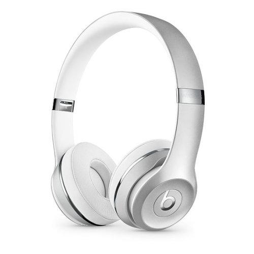 Beats By Dr. Dre Beats Solo 3 Wireless On-Ear Headphones - Silver