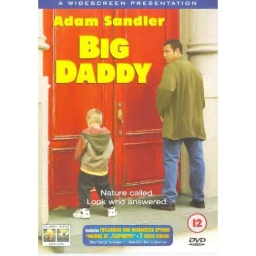 Big Daddy DVD [2014]