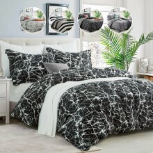 Duvet Cover Printed Bedding Set & Pillowcase