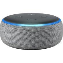 Amazon Echo Dot 3rd Generation Heather Grey Alexa Smart Speaker