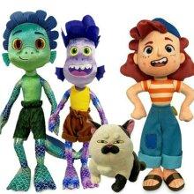 Luca Disney Pixar Alberto Luca Sea Monster Plush Toy Soft Stuffed Animals Dolls