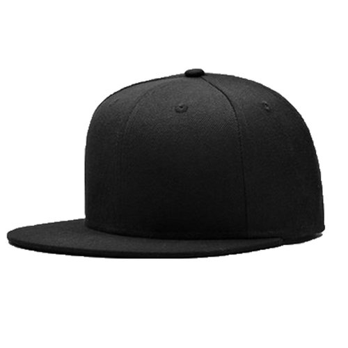 PANDA SUPERSTORE Dark Blue Fashion Womens Hip-hop Baseball Cap Size:55-56 cm