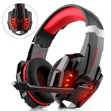 Gaming Headset for Xbox One, PS4, PC Controller, DIZA100 Noise Cancelling