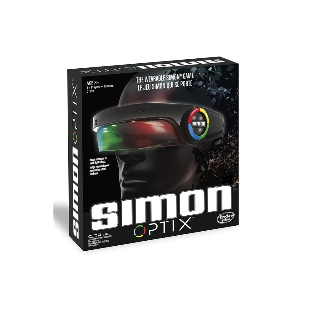 Hasbro 30362745 Simon Optix Game