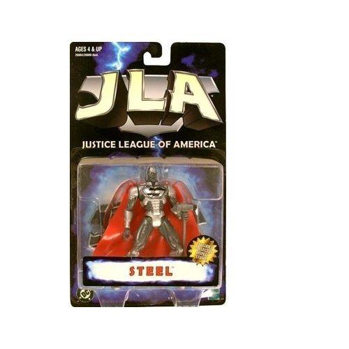 JLA: Justice League of America Steel Action Figure