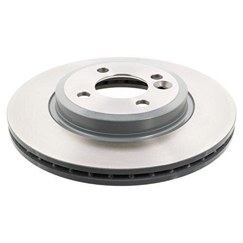 febi bilstein 23115 Brake Disc Set (2 Brake Disc) front, internally ventilated, No. of Holes 4